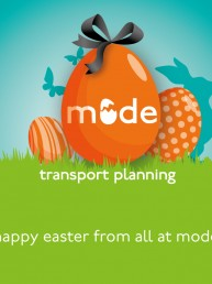 Happy Easter From All at mode